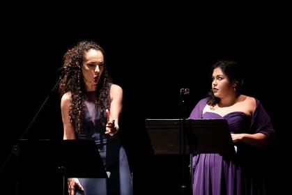 Keren Padilla cantante lirica mezzo soprano