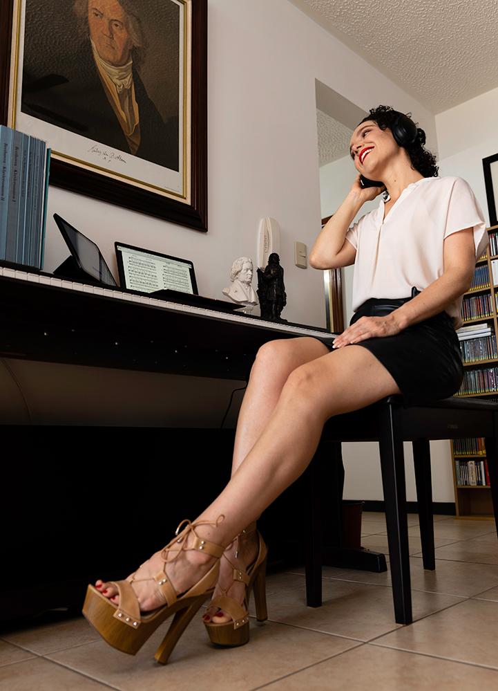 Keren Padilla Clases de Canto